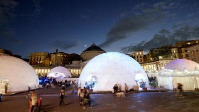 Futuro Remoto 2017 a Piazza Plebiscito: la grande festa della Scienza in piazza