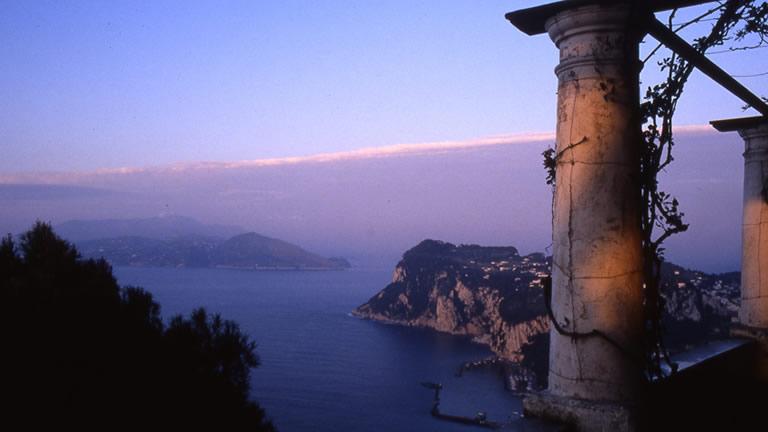 Il Salotto della Sfinge a Villa San Michele ad Anacapri   Napoli da Vivere