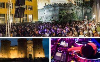 Una Notte Al Castello: si Balla di Notte al Maschio Angioino