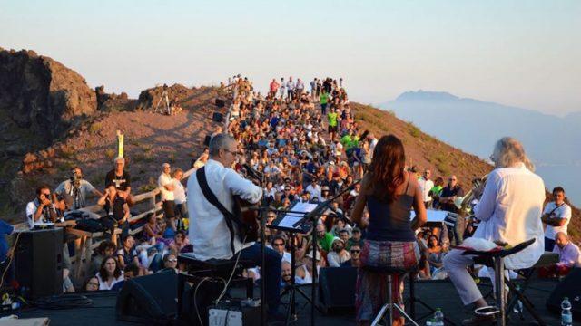 Concerto sul Vesuvio