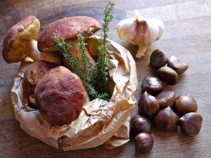 Sagra della Castagna e del Fungo Porcino rgo di Sipicciano di Galluccio