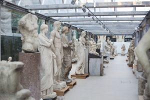 Le statue del MANN di Napoli