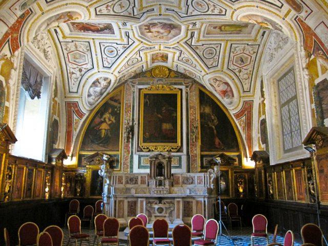 Chiesa di Sant'Anna dei Lombardi Napoli