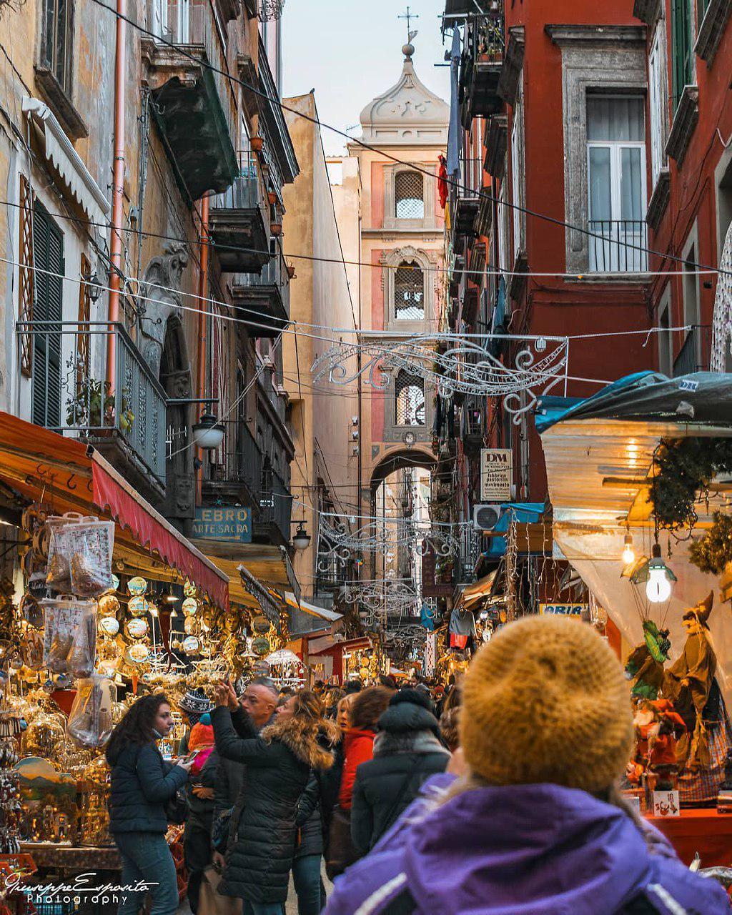 Fiera Di Roma International Estetica 2013 I Miei Acquisti: Fiera Di Natale 2018 A San Gregorio Armeno A Napoli