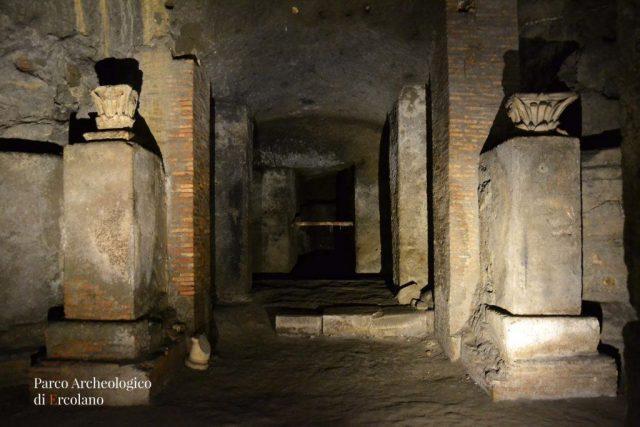 Teatro sotterraneo Ercolano