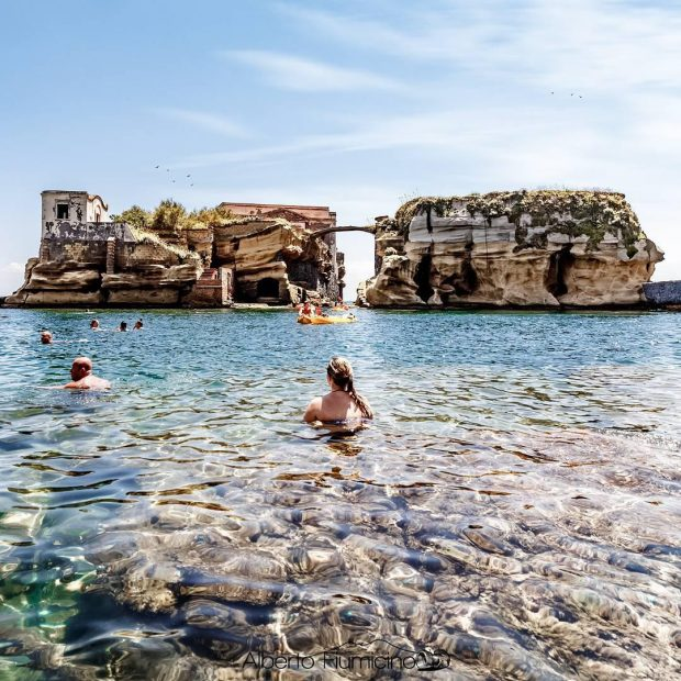Parco sommerso di Gaiola