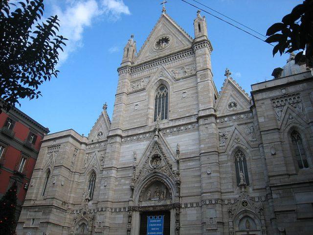 Apertura terrazze Duomo di Napoli
