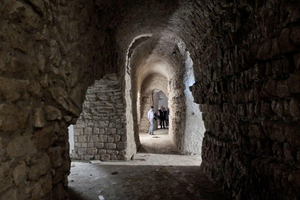 Cunicoli sotterranei piazza del Plebiscito