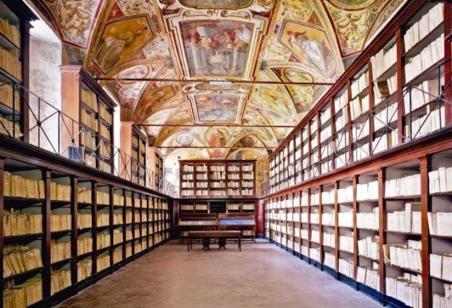 Archivio di Stato a Napoli-