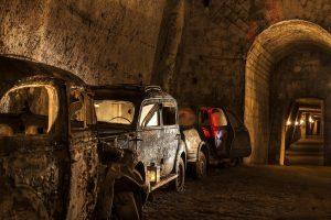 Jazz nel sottosuolo alla Galleria Borbonica di Napoli