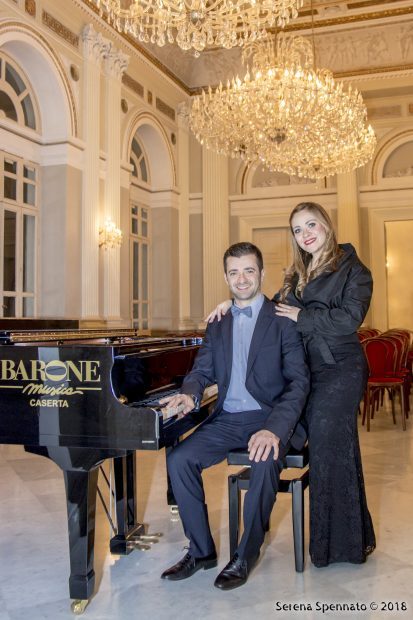 Candlelight Concert: concerto a lume di Candela a palazzo Venezia a Napoli