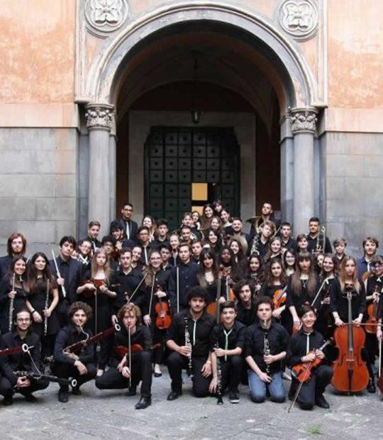 Orchestra Scarlatti Junior: concerto gratuitoal Conservatorio