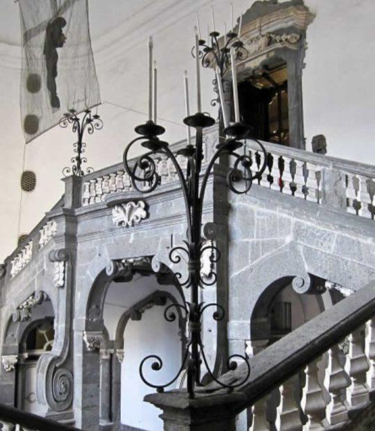 Palazzo Serra di Cassano NApoli