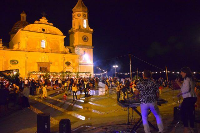 Sapori d'Autunno 2018 a Praiano sulla Divina Costiera