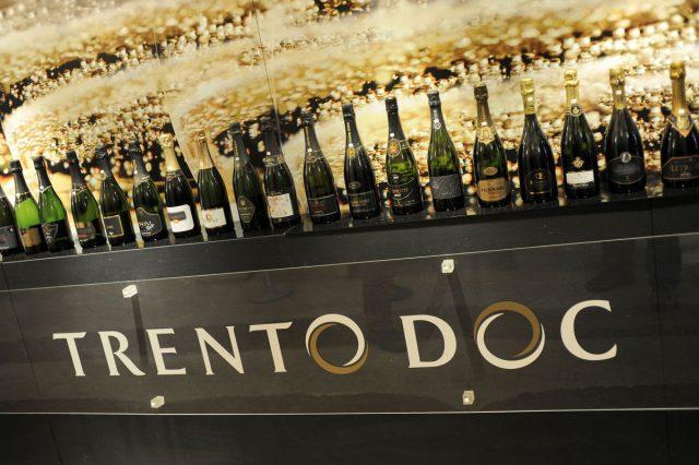 Trento Doc 2018 all'Hotel Excelsior a Napoli