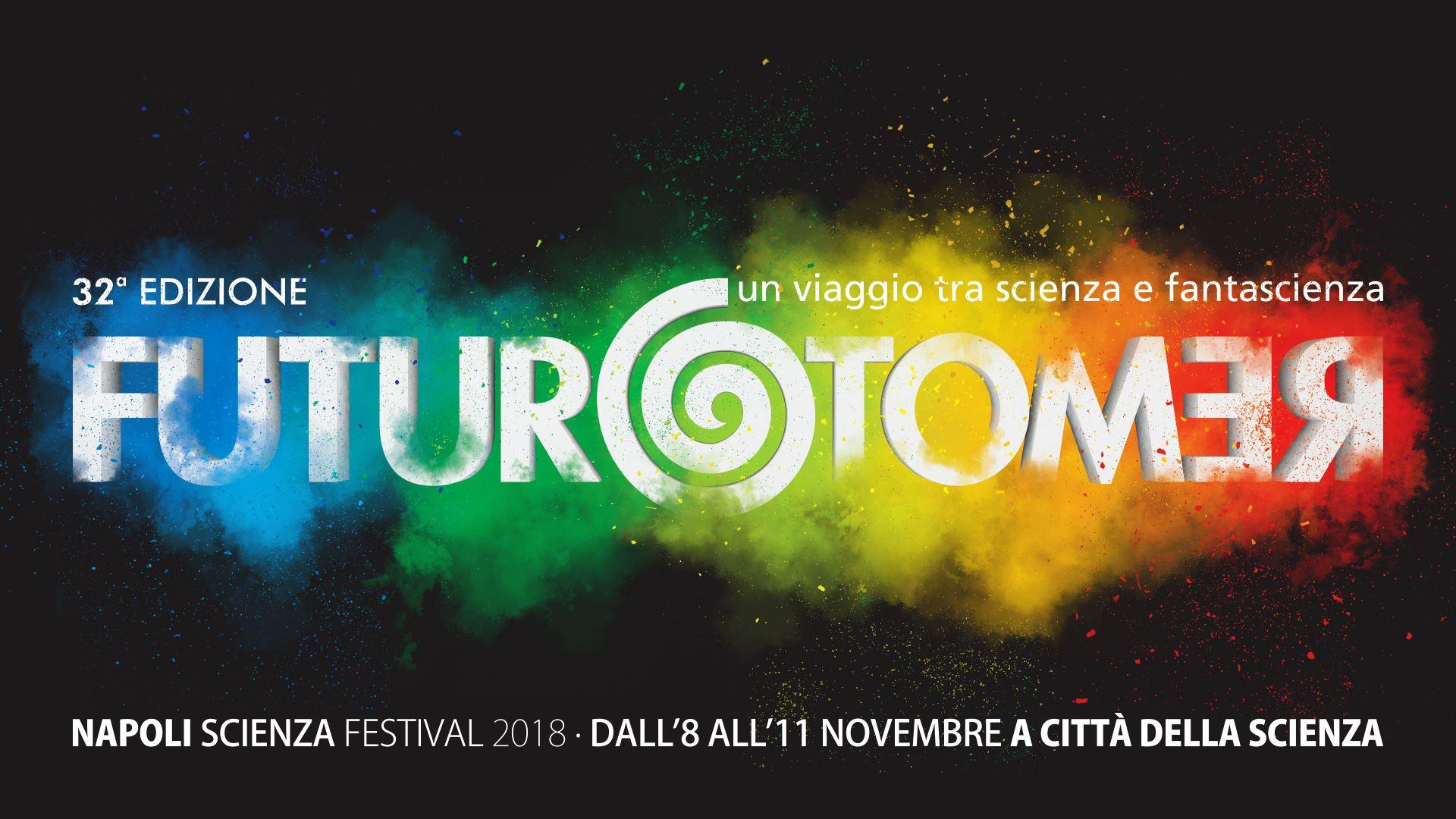 locandina evento futuro remoto 2018