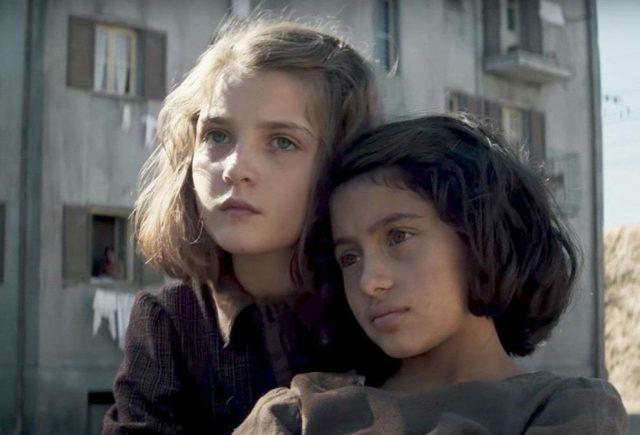 una scena de L'amica Geniale di Elena Ferrante