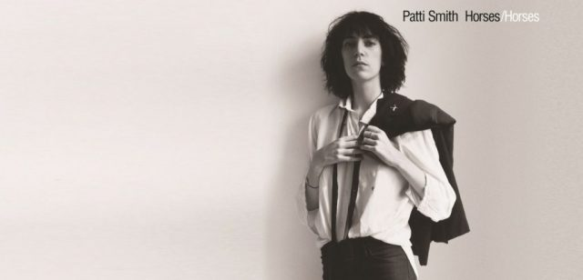 Patti Smith fotografata da Robert Mapplethorpe