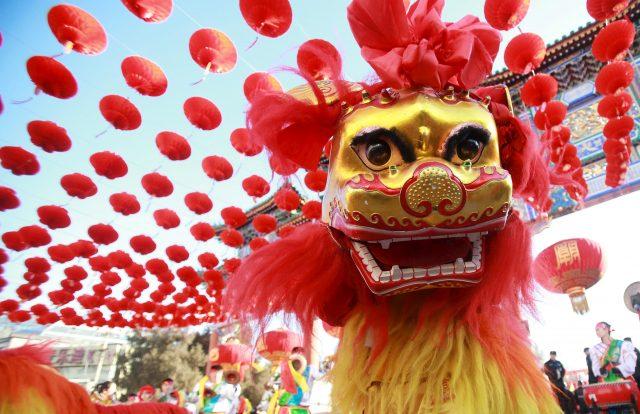 I festeggiamenti del Capodanno cinese
