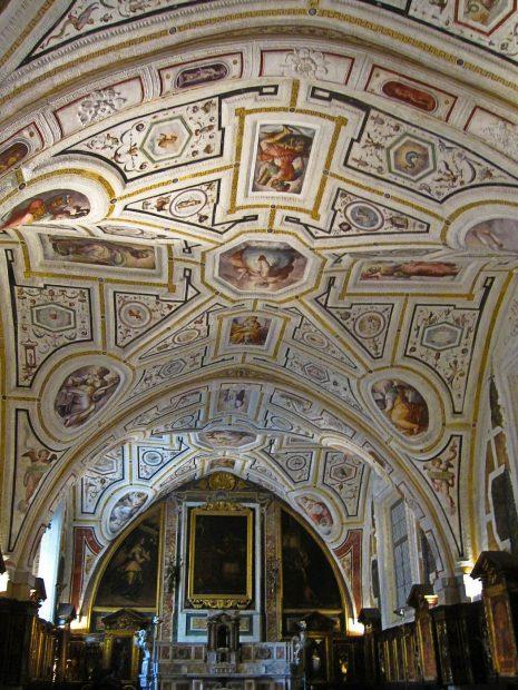 Chiesa di Sant'Anna dei Lombardi a Napoli