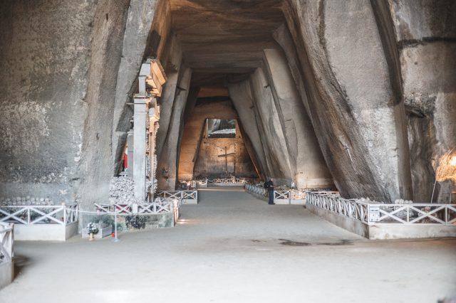Entrata cimitero delle Fontanelle
