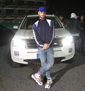 Alekos rapper Napoletano