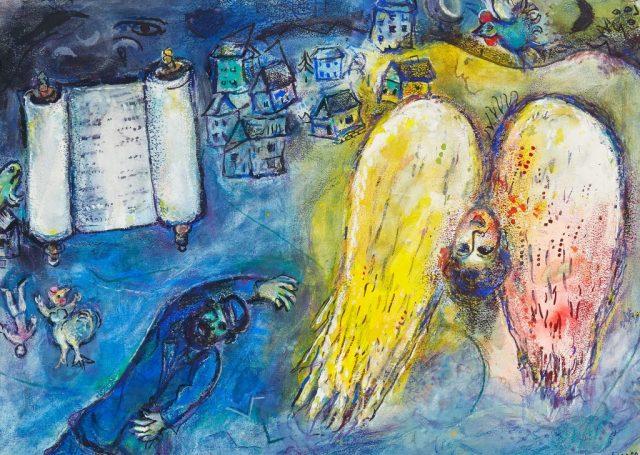 Marc Chagall Napoli