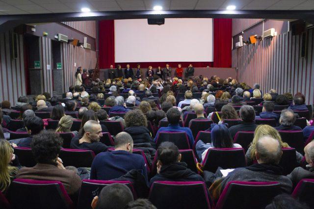 Il cinema Astra a Napoli