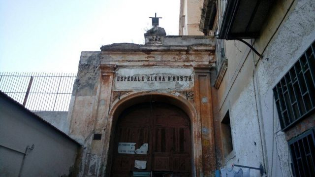 Ospedale Elena d'Aosta a Napoli