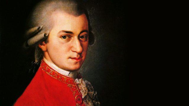 Ritratto di Mozart
