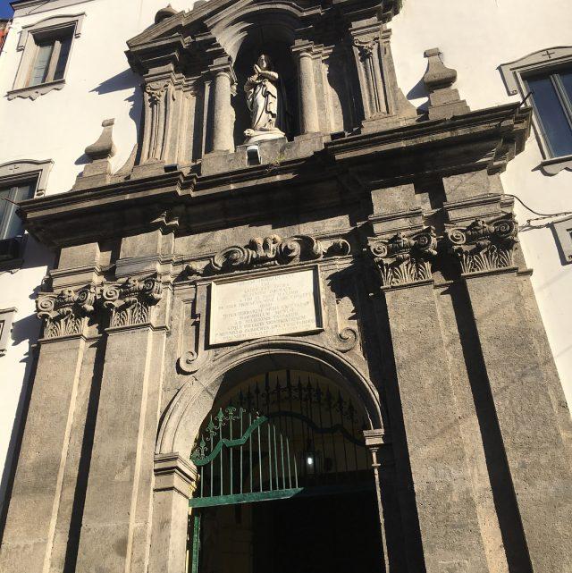 complesso dei Vincenziani alla Sanità