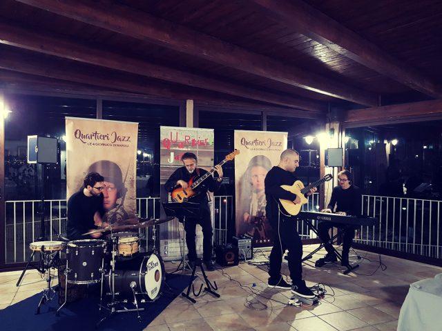 La band Quartieri Jazz