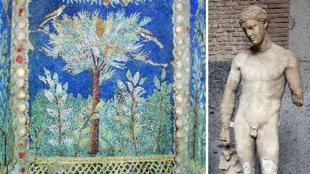 Surrentum, vacanze da imperatori: una mostra gratuita a Sorrento