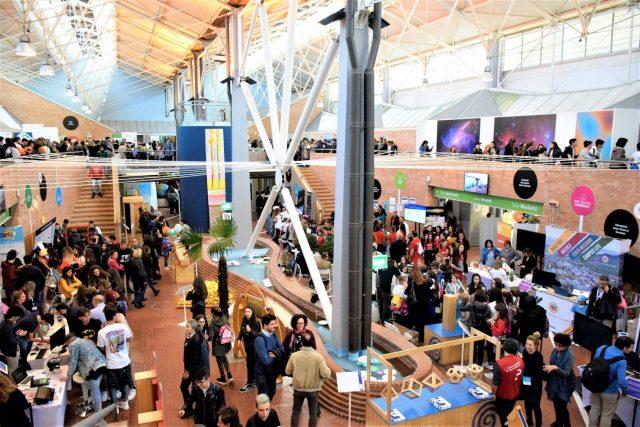 Darwin week a città della scienza