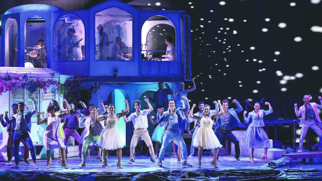 Mamma mia! il musical Napoli