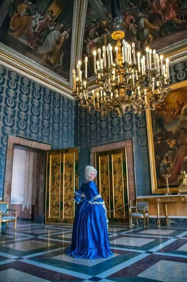 visita guidata teatralizzata palazzo reale