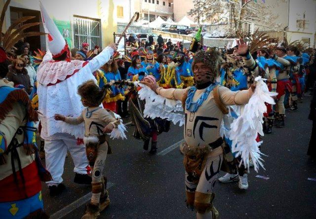 Carnevale di Montemarano e la Tarantella