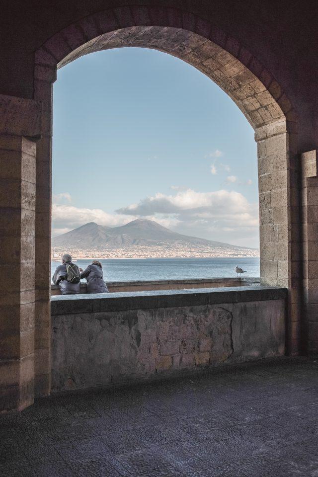 Le terrazze del Castel dell'Ovo