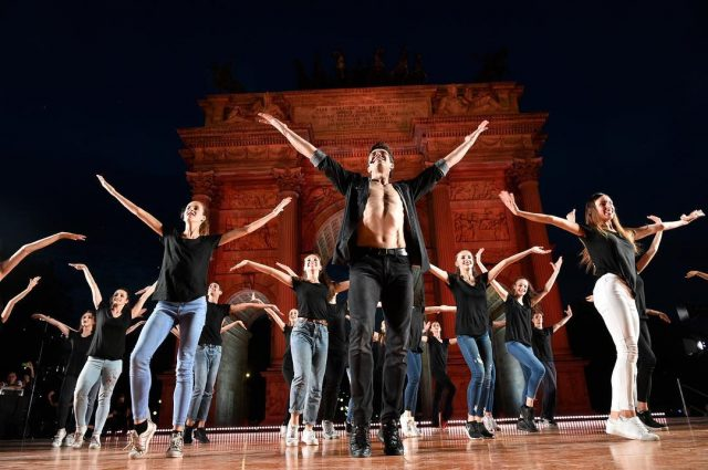 On dance - roberto bolle