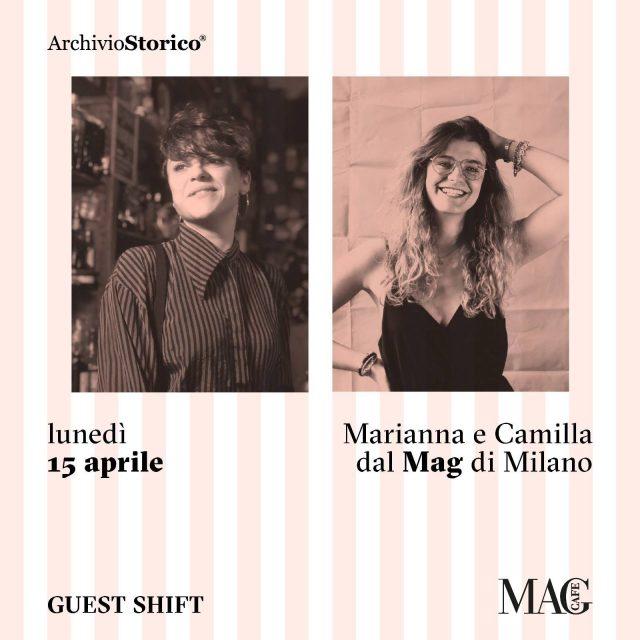Locandina Archivio Storico 15 Aprile 2019