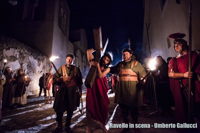 VIA CRUCIS RAVELLO 2019