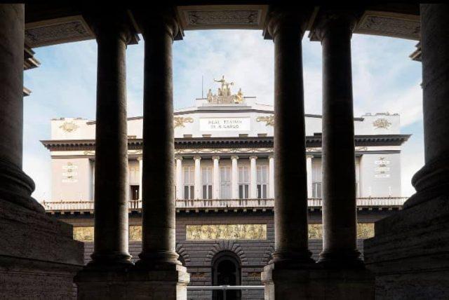 Teatro di San Carlo a Napoli