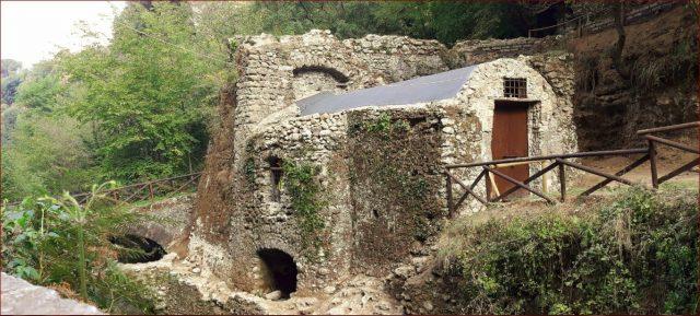 Mulino Porta di Castello di Sopra a Gragnano
