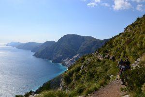 il sentiero degli dei costiera amalfitana