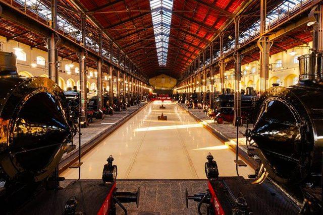museo ferroviario di petrarsa