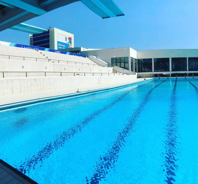 piscina olimpionica mostra d oltremare