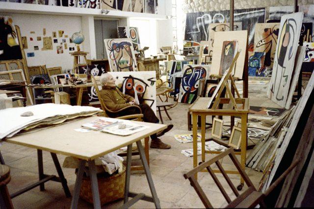 Joan-Miró mostra napoli 2019
