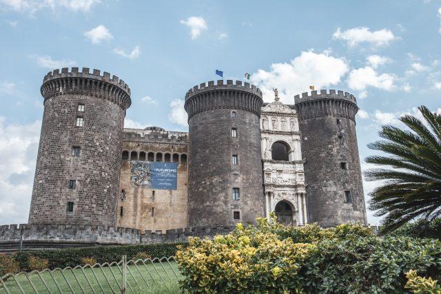Castel Nuovo o Maschio Angioino di Napoli