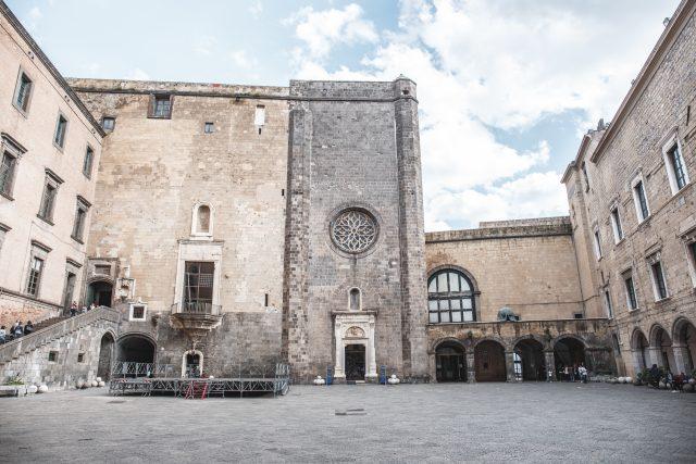 Cappella Palatina Maschio Angioino