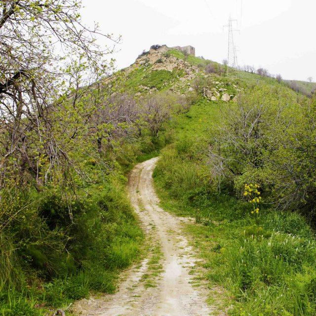 Trekking al Cratere del Gauro